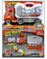 Mainan Truck Tool Set