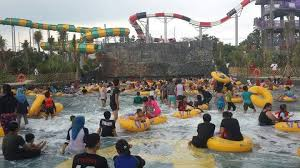 Jogja Bay Adventure Pirates Waterpark Wahana Air Termegah Di