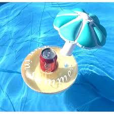 Pool Umbrella Sleeve Installation Holder On Floats Umbrellas And Pools Swimming Wholesale Hot Summer Float Inflatable