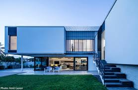 100 Jacobs Architects 300sqm House Even Yehuda Fineshmaker