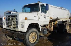 100 Used Water Trucks For Sale 1971 D 900 Water Truck Item DF1654 SOLD December 27