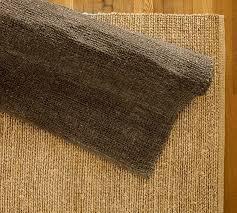 Chenille Carpet by Heather Chenille Jute Rug Espresso Pottery Barn