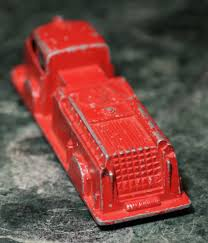 100 Tootsie Toy Fire Truck Old Midgetoy Rockford Ill Collectors Weekly