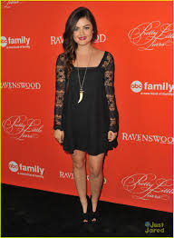 Pll Halloween Special by Lucy Hale Pll U0027s Halloween Special Screening Photo 608049