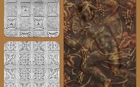 100 vinyl ceiling tiles 2x2 vinyl covering for ceiling