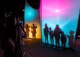A Wild Wonderland Of Light – L.A. Zoo Lights