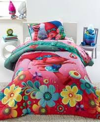 dreamworks trolls branch no more hugs twin full comforter
