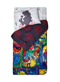 Superhero Bedding Twin by Disney Beauty And The Beast Stained Glass Twin Xl Comforter