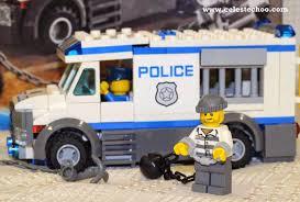 100 Lego Police Truck CelesteChoocom City For 512 Years Old