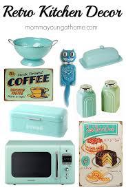 Retro Kitchen Decor And Appliances