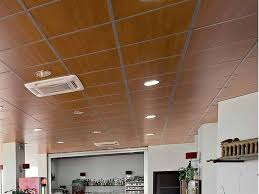 Tegular Ceiling Tile Blocks by Acoustic Mdf Ceiling Tiles Wood Shade Lay In 24 By Itp Dwd