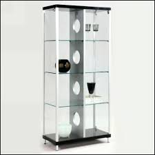 Collectible Display Shelves Full Size Of Glass Case Cabinet Used Cases Wall