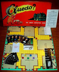 Cluedo Vintage Edition Board Game Waddingtons Games Classic