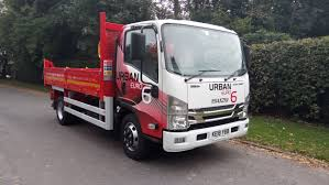 100 Izuzu Trucks Isuzu Maximises Payload With Urban Tipper Truck Test