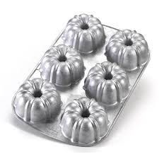 Nordic Ware Pumpkin Cake Pan Recipe by Amazon Com Nordic Ware Commercial Original Bundt Muffin Pan With