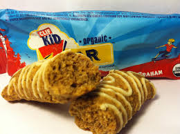 Review CLIF Kid Z Bar Honey Graham