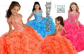 ritzee girls 7137 pageant dress madamebridal com