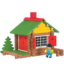 la maison du jouet maison forestière 70pcs jeujura king jouet lego planchettes