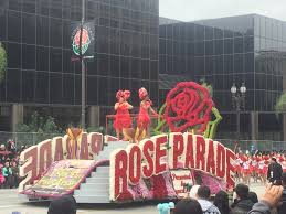 Parade Float Decorations Canada by Audio Even Rose Parade Floats Can U0027t Afford To Live In Pasadena