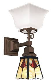 vintage hardware lighting arts and crafts craftsman style wall
