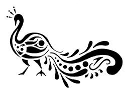 Peacock Design By ShadowKorin