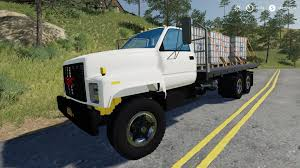 GMC Flatbed V1.0 FS19 - Farming Simulator 19 Mod | FS19 Mod Gmc Flatbed Mod For Farming Simulator 2015 15 Fs Ls 1969 Truck Lego Pinterest And 1998 Sierra 3500 Sle Ext Cab Flatbed Pickup Ite Used 2000 C6500 For Sale 2143 2005 3500hd Item L5778 Sold Se Urban Advertising Art 0025 An Old 1951 Gmc Truck Trucks Accsories 1987 K3186 Marc 2008 Style Points Photo Image Gallery 2012 Sierra Flatbed Truck In Az 2371