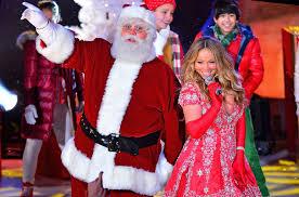 Nbc Christmas Tree Lighting 2014 Mariah Carey by Billboard U0027s Top 10 Most Popular Holiday Songs Billboard