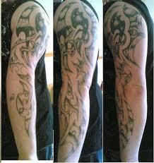 Custom Tattoo Sleeve Photo 3d Images