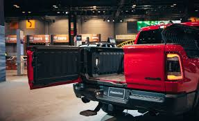 100 Truck Tailgate Steps 2019 Ram 1500 Pickup Features New Multifunction