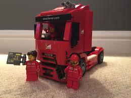 100 Ferrari Truck LEGO F14 T Scuderia Review Set 75913 One Dad One