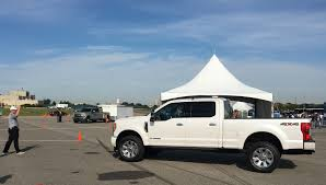 Ford Shows Off Louisville-made Super Duty At Dearborn Test Track ... Ford Is Vesting 25 Million Into Its Louisville Plant To Make Hot Truck Plant Human Rources The Best 2018 Restart F150 Oput Following Supplier Fire Rubber And 5569 Apply For 50 Jobs At Pickup Truck Troubles Will Impact 2700 Workers Makes 5 Millionth Super Duty Kentucky Ky Lake Erie Electric Suspends All Production After Michigan Allamerican Pickup Trucks Aim Lure Chinas Wealthy Van Natta Shows Off Louisvillemade Dearborn Test Track Motor Co Historic Photos Of And Environs