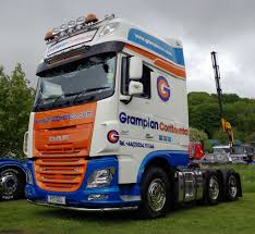 100 Truck Mania 4 Grampian Continental DAF XF P17GCL At STC Mania 2015 Flickr