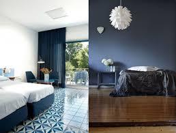 chambre deco bleu stunning chambre bleu marine et taupe gallery design trends 2017