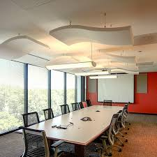 Polystyrene Ceiling Tiles Fire Hazard by Whisperwave Ceiling Cloud Acoustical Solutions