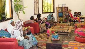100 L Oasis In Niamey For Women And The Environment In Niger