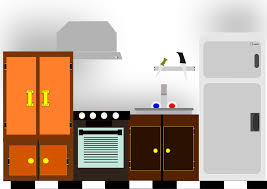 Country Kitchen Graphics Cliparts