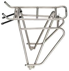 Nitto Campee rear rack Pretty but Bike Forums