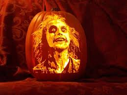 Pumpkin Carving W Drill by This Award Winning Artist Carves Pop Culture Icons Into Pumpkins