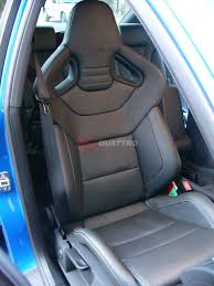 sieges semi baquet rs seats upholstery rsquattro