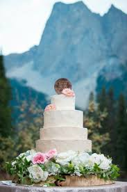 Rustic Mountain Wedding Elegance At Emerald Lake Lodge From Naturally Chic