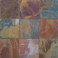 kashmir raja slate tile from india stonecontact