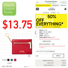 Kate Spade Coupon Code July 2019 Kate Spade Coupons 30 Off At Or Online Via Promo Code New York Promo Code August 2019 Up To 40 Off 80 Off Lussonet Coupons Discount Codes Wethriftcom Spade Coupon Coupon Coupon Archives The Fairy Tale Family Framed Picture Dot Monster Iphone 7 Case Multi Kate July Average 934 Apex Finish Line Fire Systems Competitors Revenue And Popsugar Must Have Box Review Winter 2018 Retailers Who Will Reward You For Abandoning Your Shopping Cart 2017
