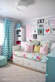 Cute Teenage Bedroom Ideas by Surprise U0027s Bedroom Makeover Room Makeover Polka