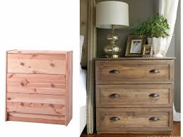 Village Pizzeria Dresser Wi Menu by How To Turn A 35 Ikea Dresser Into A High End Vintage Nightstand Jpg