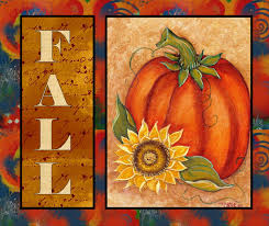 Larkspur Pumpkin Patch by Get Into The Season By Painting And Creating This Pumpkin Banner
