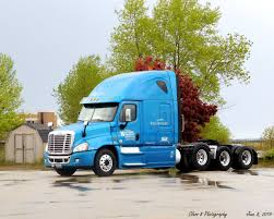 100 Kurtz Trucking Freightliner Custom Heavy Haul Freightliner Western Star