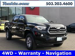Pre-Owned 2018 Toyota Tacoma 4WD Truck In Portland #PF16527 | Tonkin ... Bay Springs Used Toyota Tacoma Vehicles For Sale Popular With Young Consumers And Offroad Adventurers 2008 Toyota Tacoma Double Cab Prunner At I Auto Partners 2017 Trd Off Road Double Cab 5 Bed V6 4x4 Marlinton Parts 2006 Sr5 27l 4x2 Subway Truck Inc 2016 For In Weminster Md Vin 2011 Daphne Al Tacomas Less Than 1000 Dollars Autocom Limited 4wd Automatic 2018 Sr Tampa Fl Stock Jx107421 2015 Prunner Sr5 Sale Ami