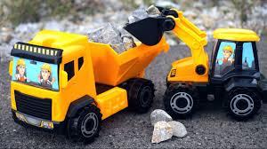 100 Toy Trucks Youtube For Kids