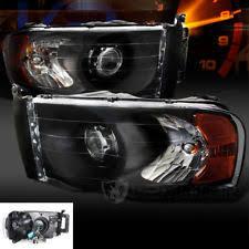 headlights for 2004 dodge ram 2500 ebay