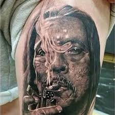 Tattoos Of Smoke